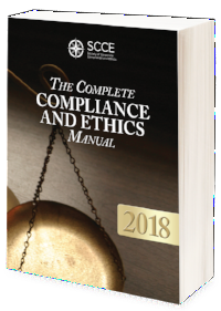 The Complete Compliance and Ethics Manual - 2018