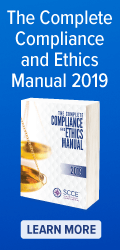 The Complete Compliance and Ethics Manual 2019 | Learn More >