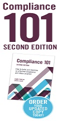 Compliance 101 Second Edition   Learn more >
